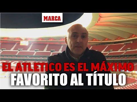 Maldini: «Hay que considerar ya al Atlético como principal candidato al título» I MARCA