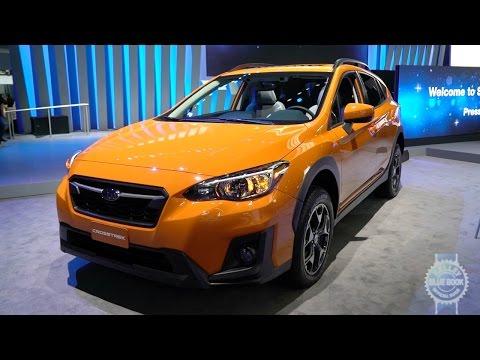 2018 Subaru Crosstrek - 2017 New York Auto Show