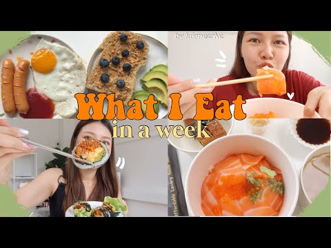 What-I-eat-in-a-week-7-วันนี้-