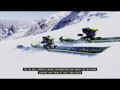 Anna Veith on the All-New Joy Ski Series