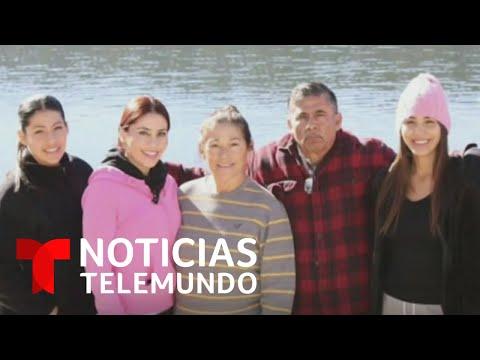 Una familia latina ruega por un donante de médula ósea para su madre