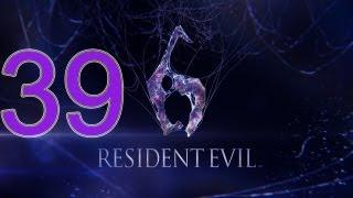 Прохождение Resident Evil 6 [Часть 39 Чипы памяти]