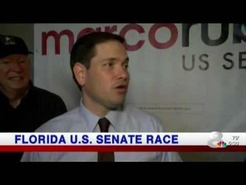 Marco Rallies With Voters in Tampa