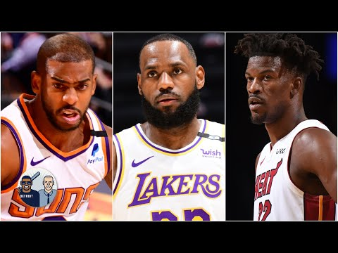 Breaking down the Suns, Lakers and Heat before the NBA playoffs begin | Jalen and Jacoby