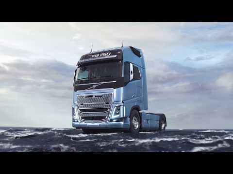 Volvo Trucks - The Surge: A tribute to our flagship the Volvo FH