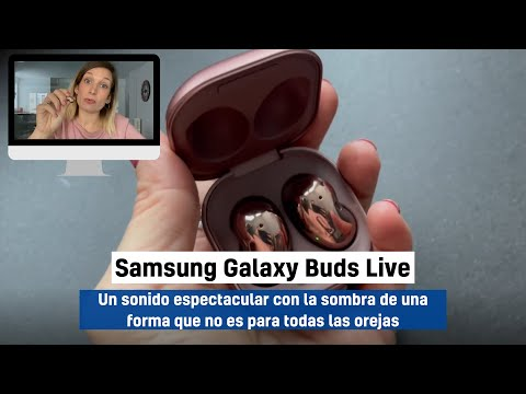 Análisis del Samsung Galaxy Buds Live