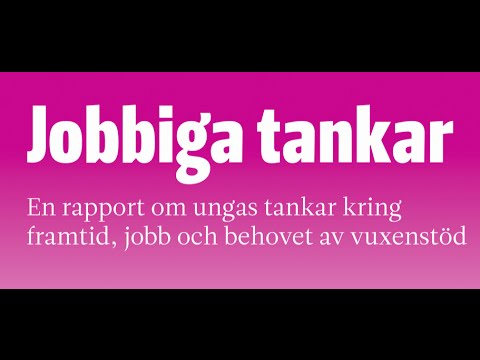 JobbigaTankar – Rapportpresentation