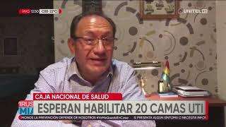 Explosión de casos positivos de Covid-19 en La Paz, esperan habilitar más UTI's