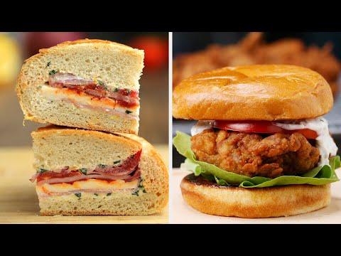 30 Days 30 Sandwiches ? Tasty Recipes