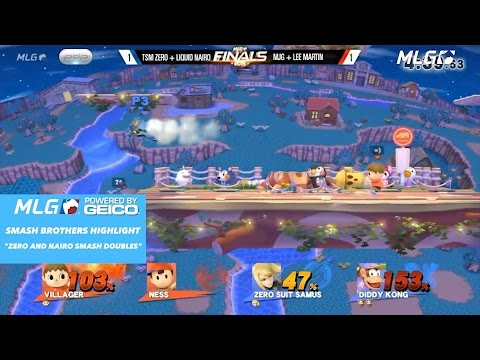 MLG Flashback Highlight Powered by GEICO​: It's What You Do - Zero and Nairo Continue to Smash!