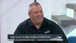 Make a Wish celebra 30 años en Puerto Rico