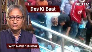 Des Ki Baat, May 21, 2020 | Is Social Distancing No Longer Essential For Containing Coronavirus? - NDTV