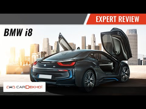 BMW i8 | Expert Review | CarDekho.com