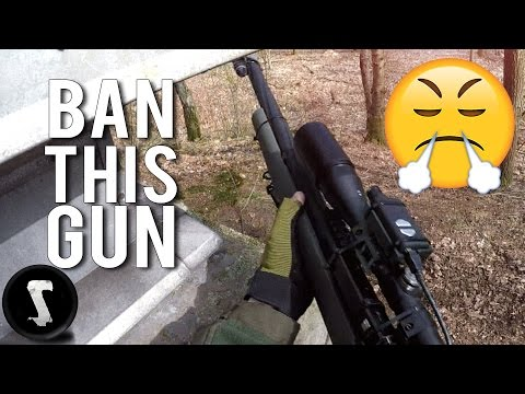 This Sniper Should Be Banned...