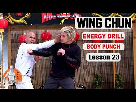 Basic Wing Chun Lesson Ca Sau drill Lesson 24 | Master Wong