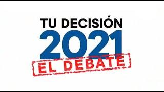 Tu Decisión 2021 III - 26/02/2021