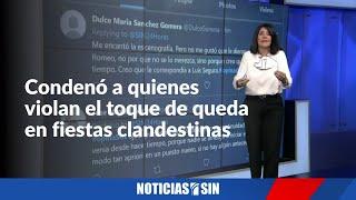 """Alicia Ortega explota: """"jarrrrrta"""" de los teteos"""