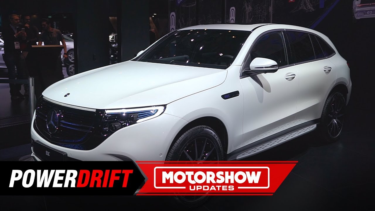 2019 Mercedes Benz EQC : The Mercedes among Electric Vehicles : PowerDrift