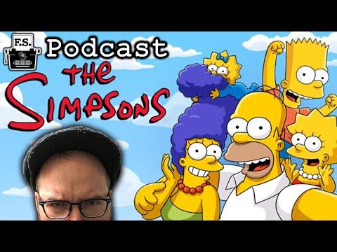 The Simpsons - FanScription Podcast
