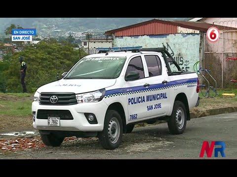 Policía recupera estructuras dominadas por el narcotráfico en San José