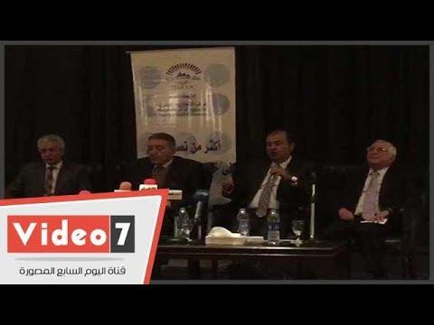 خالد حنفى فى أول ظهور له: الإصلاحات الاقتصادية جذبت الاستثمار
