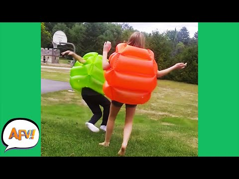He's About to Go FAIL-SIDE Up! 😂 | Funny Fails | AFV 2020