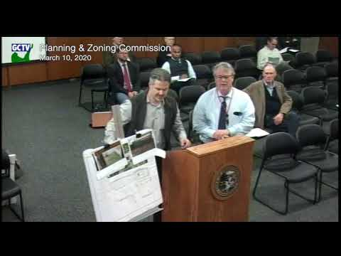 Planning & Zoning Commission, March 10, 2020
