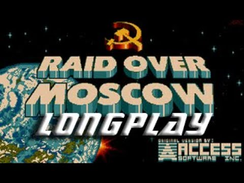 #194 Raid Over Moscow - Not Commented