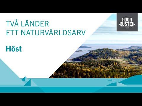 En resa, två länder, ett naturvärldsarv - Höst i Höga Kusten & Kvarken