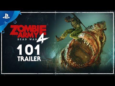 Zombie Army 4: Dead War - 101 Trailer   PS4