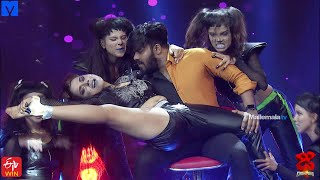 Tejaswini Performance Promo - Dhee Champions (#Dhee12) - 14th October 2020 - Sudigali Sudheer - MALLEMALATV
