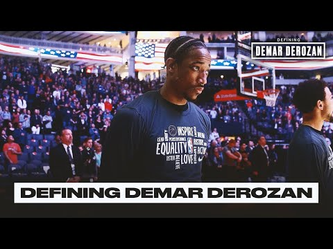 """DeMar DeRozan on Being Black in America Right Now: """"How Can We Be OK?"""""""