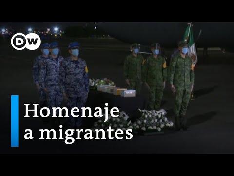 Repatrían a México fallecidos por COVID-19