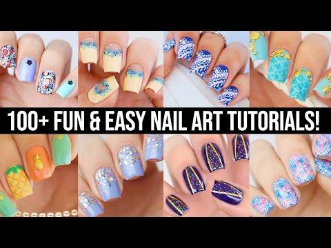 New Nail Art 2020 Fun & Easy Nail Art Compilation