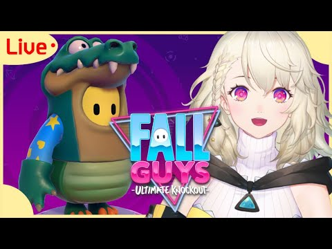 🎮【Fall-Guys:-Ultimate-Knockout