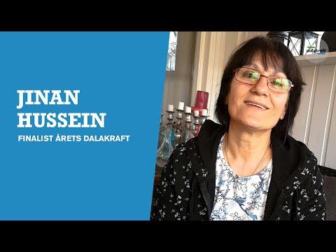 Jinan Hussein - finalist i Årets dalakraft