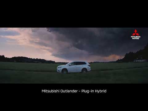 Mitsubishi Outlander Plug-in Hybrid - Alltid med fyrhjulsdrift