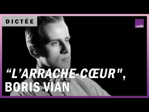 Vidéo de Boris Vian