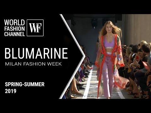 Blumarine ss 2019 | Milan fashion week