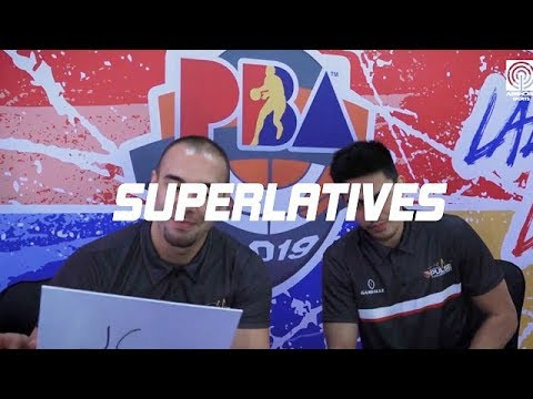 Superlatives Game with the Phoenix Fuel Masters | PBA Exclusives