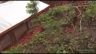 Fuertes lluvias afecta el Municipio de Santa María Cahabon, Alta Verapaz