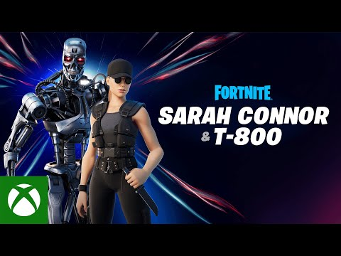 Sarah Connor and the T-800 Arrive Through the Zero Point
