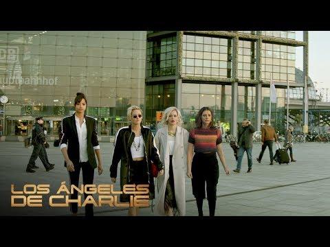 LOS ÁNGELES DE CHARLIE. Preparadas, guerreras y con mucho estilo. En  cines 5 de diciembre.