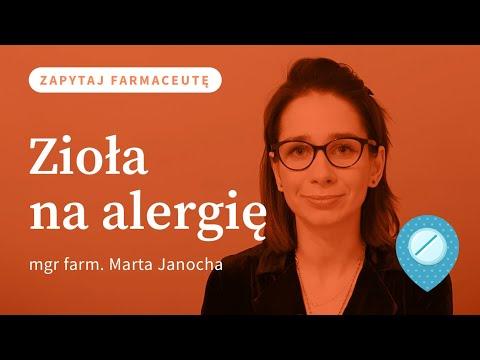 Alergia na pyłki - jak sobie radzić? Co stosować na alergię? Zioła na alergię i naturalne sposoby.