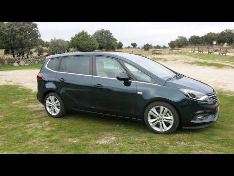 Opel Zafira 2.0 CDTi - Prueba Portalcoches