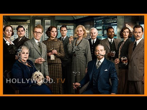 Murder on the Orient Express rolls into theaters - Hollywood TV