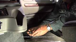: Heavy Duty Cabin Air Filter Installation - 2006 Freightliner ...