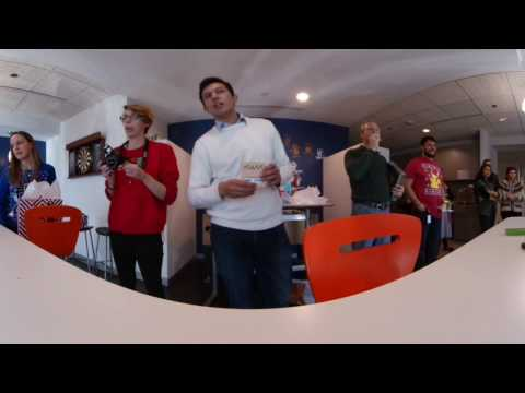 3Pillar Secret Santa Time Lapse - in 360 Degrees!