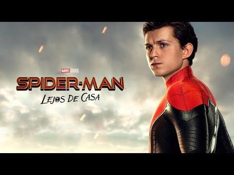 SPIDER-MAN: LEJOS DE CASA. El mundo necesita un nuevo Vengador. En cines 5 de julio.