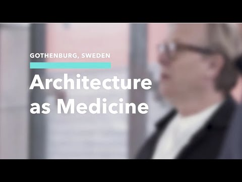 Architecture as Medicine - Interview at Östra Hospital's Acute Psychiatry Ward, Gothenburg